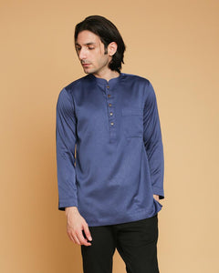 Kurta King Luxe Blue