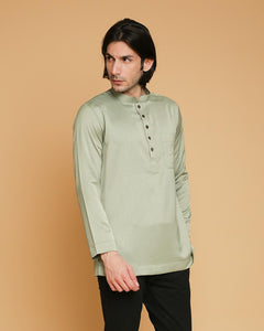 Kurta King Luxe Mint Green