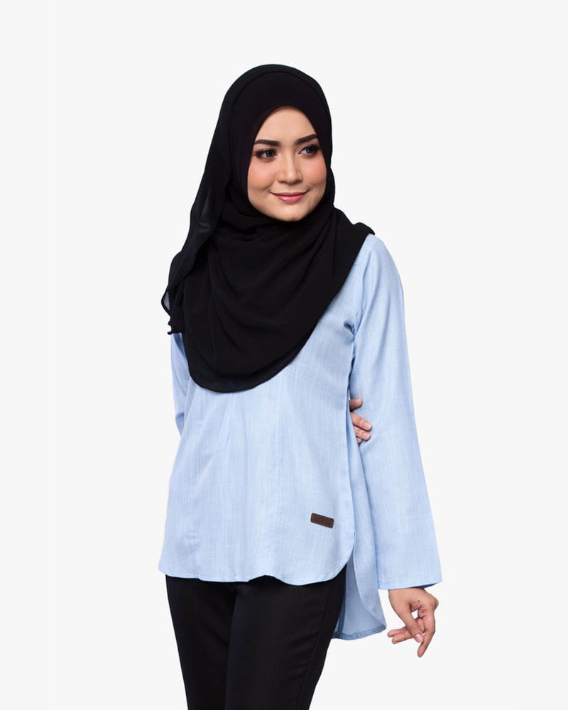 Blouse Belladona Light Blue - CIRGARO