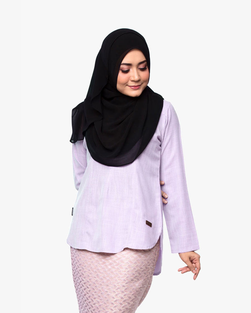 Blouse Belladona Purple - CIRGARO