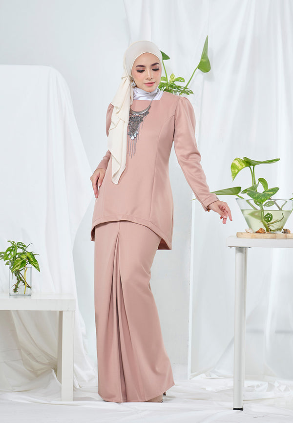 Emma Kurung Dusty Pink