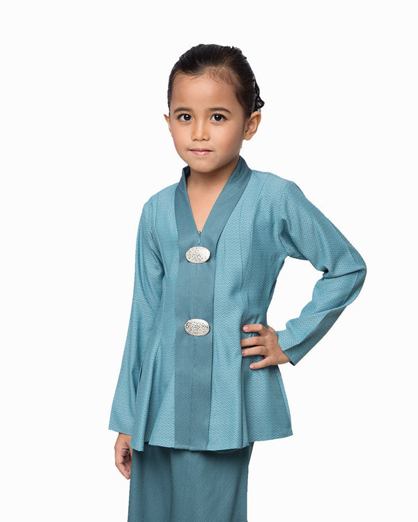 Kebaya Princess Aqua Fresh