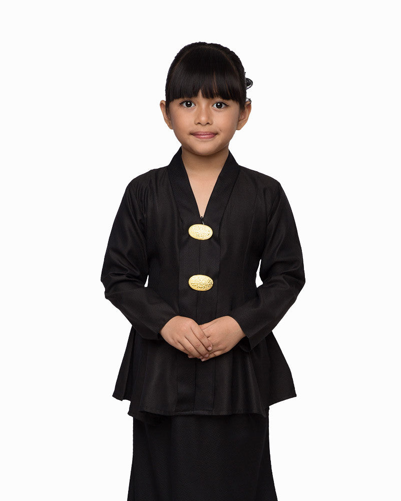 Kebaya Princess Black