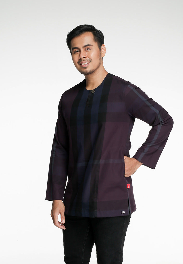 Kurta Aryan Purple
