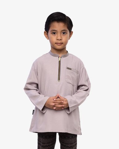 Kurta Prince Soft Grey