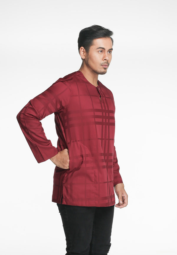 Kurta Ghassan Red