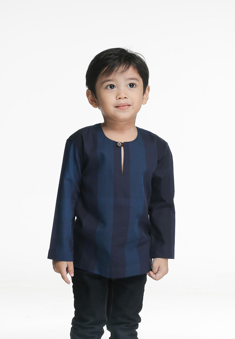 Kurta Aryan Kids Blue