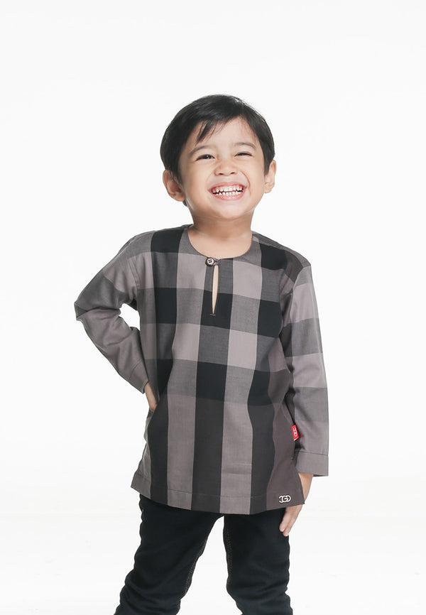 Kurta Aryan Kids Grey