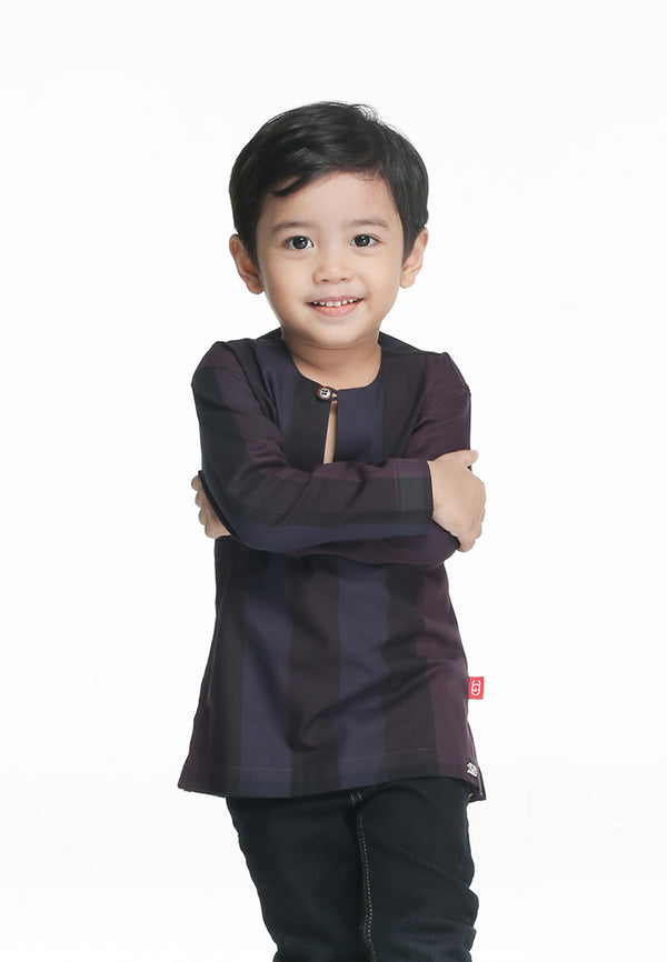 Kurta Aryan Kids Purple