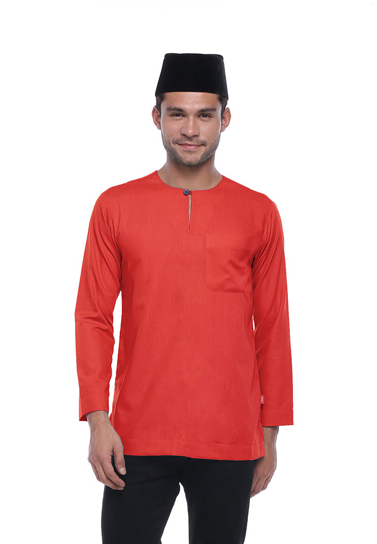Kurta Klasik 2020 Fiery Red
