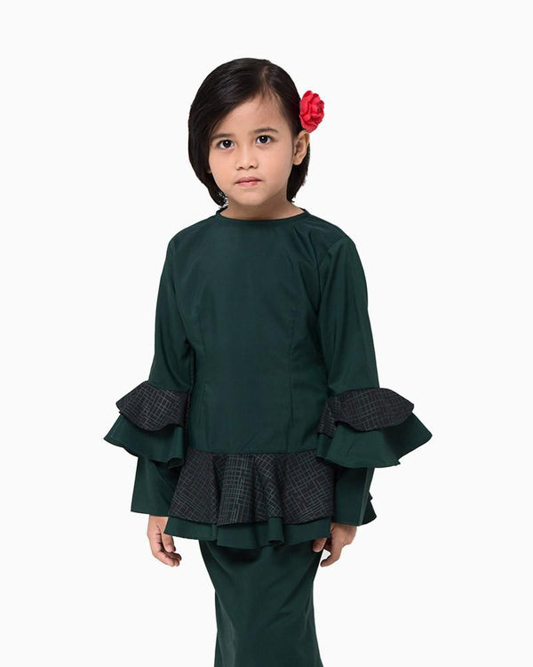 Kurung NIA Kids Green