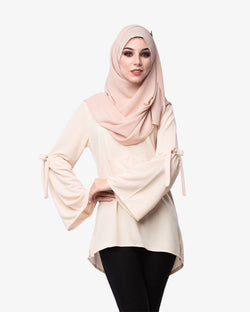 Blouse Marilyn Cream - CIRGARO