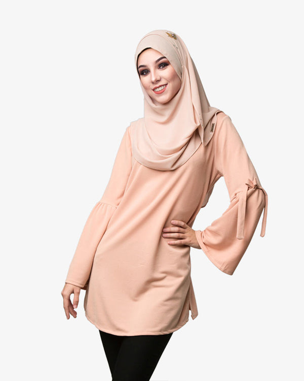 Blouse Marilyn Dusty Pink - CIRGARO
