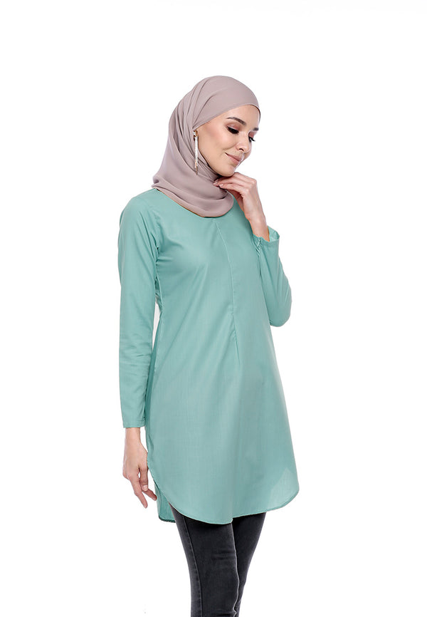 Tunic Primadona Mint Green