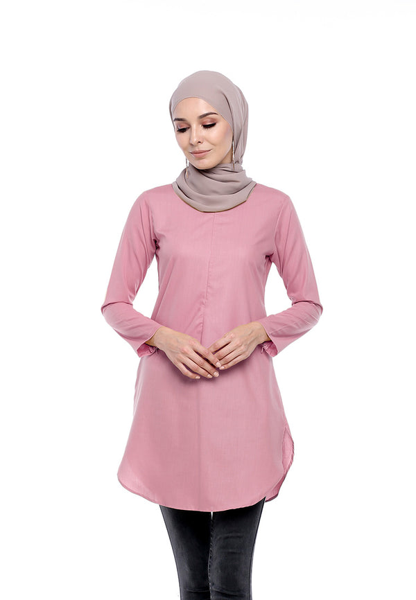 Tunic Primadona Dusty Pink