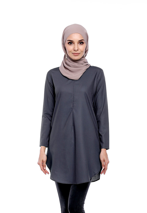 Tunic Primadona Dark Grey
