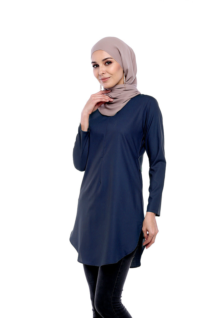 Tunic Primadona Navy Blue