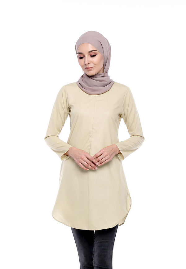 Tunic Primadona Cream