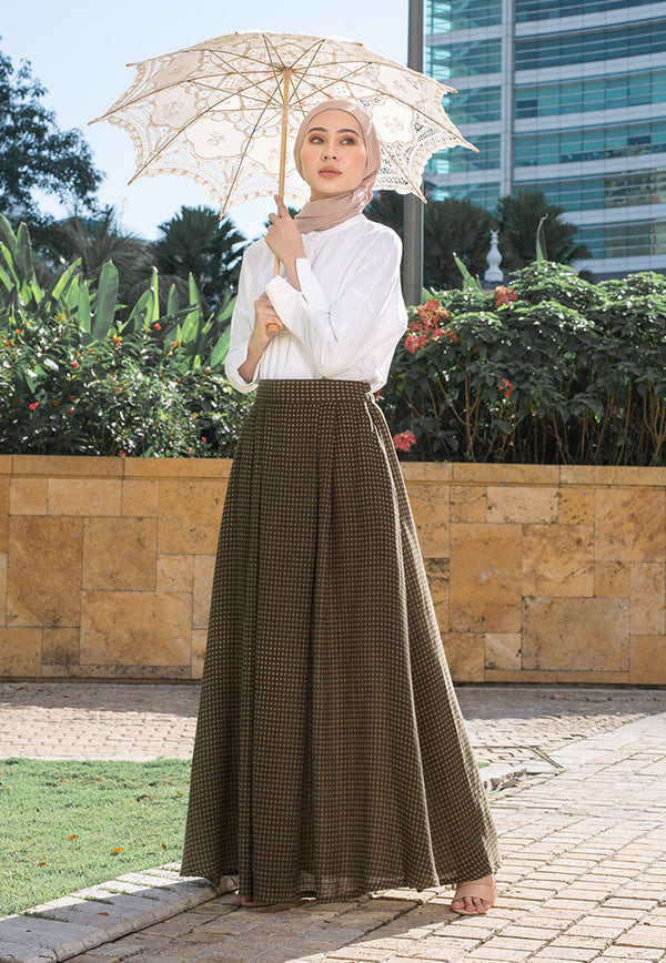 Yasmina Skirt Green