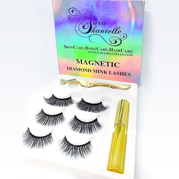 Magnetic Diamond Lashes