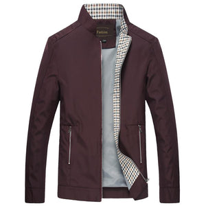 Men's Casual Fitted Jackets (3 Colors)