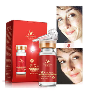 Six Peptides Anti-Wrinkle & Anti-Aging Serum - Shopodium