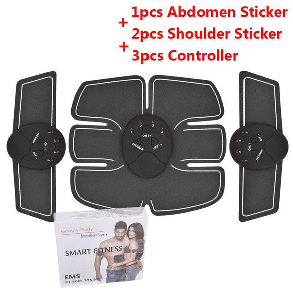 Smart Fit Ab Electric Machine Stimulator