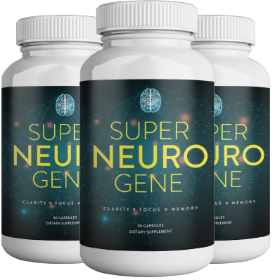 Super Neurogene - Supercharged Nootropics