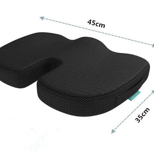 Orthopedic Memory Foam Seat Cushion - Shopodium