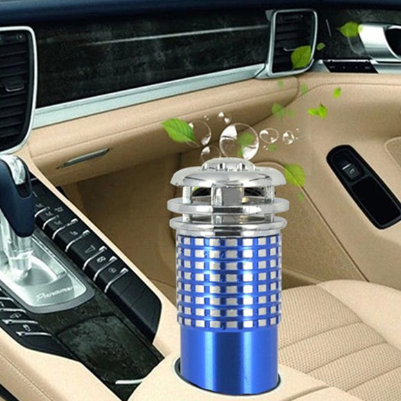 Car Auto Fresh Air Purifier Ionizer - Shopodium