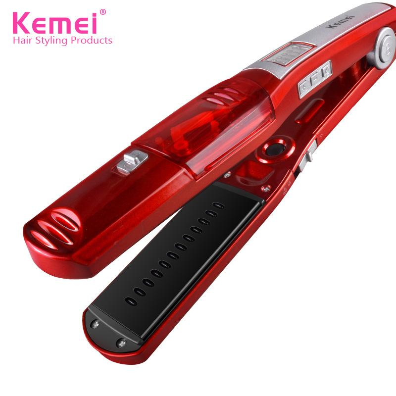 Multi-Functional Steam and Hair Straightening