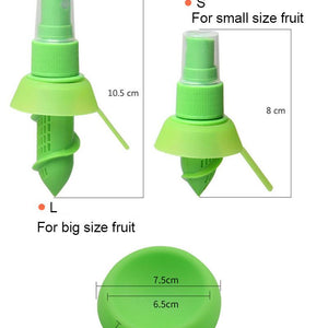 Easy Citrus Juice Sprayer - Shopodium