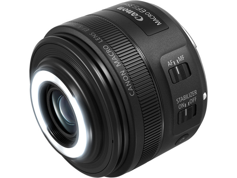 Canon launches EF-S 35mm f/2.8 Macro IS STM for capturing crystal-clear close up shots