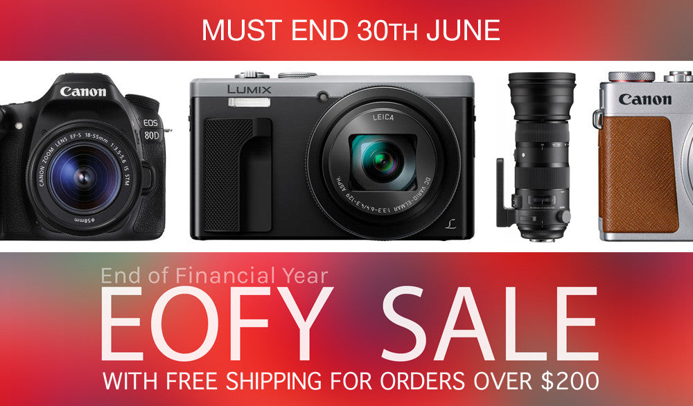 End of Financial Year Sale 2016