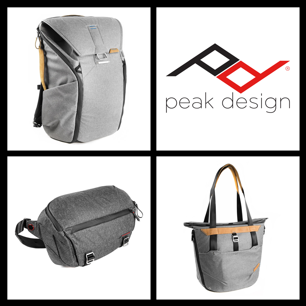 Highly Anticipated: New Peak Design Everyday Collection