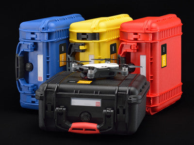 HPRC Hard Cases for DJI Spark Fly More Combo Available for Pre-Order