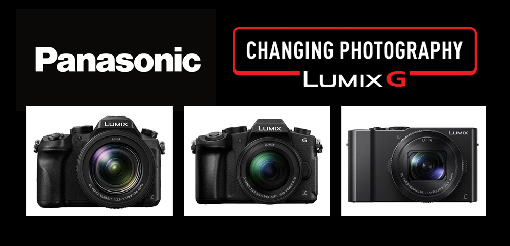 Video Promos of the New Panasonic LUMIX Models...