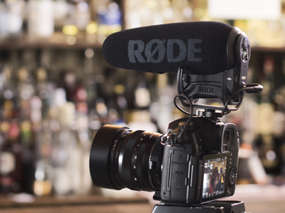 RODE Announces the New VideoMic Pro+ On-camera Microphone