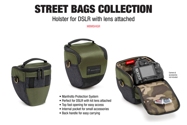 Manfrotto Street Holster Bag