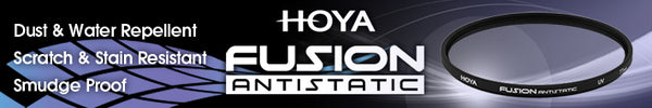 Hoya Fusion Antistatic Filters