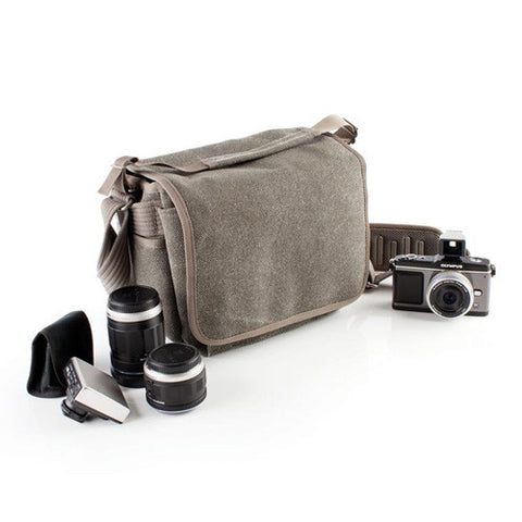 Think Tank Photo Retrospective 5 Messenger Bag - Pinestone
