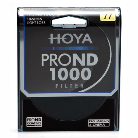 Hoya 49mm PRO ND1000 ND Filter