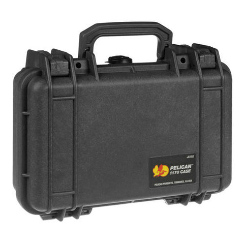Pelican 1170 Hard Case with GoPro Custom Insert