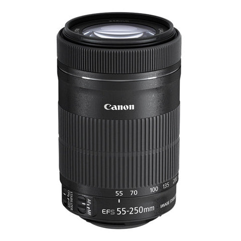 Canon EF-S 55-200mm f/4-5.6 IS STM Lens