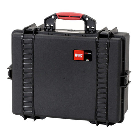 HPRC 2600 Hard Case with Cordura DuPont Bag with Dividers