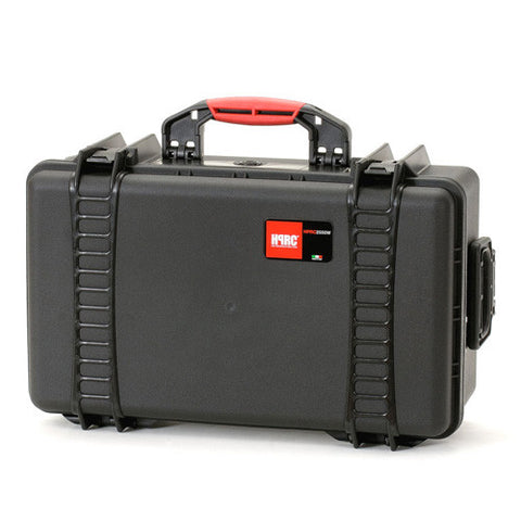 HPRC 2550W Hard Case with Cordura DuPont Bag with Dividers