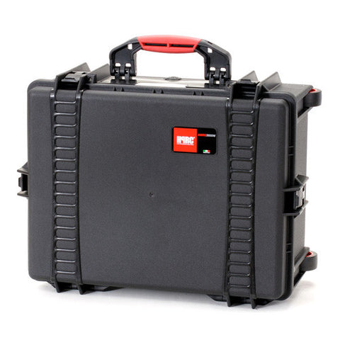 HPRC 2600W Hard Case with Cordura DuPont Bag with Dividers