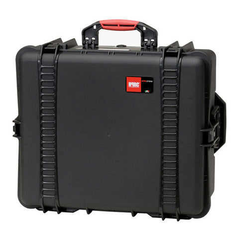 HPRC 2700W Hard Case with Cordura DuPont Bag with Dividers