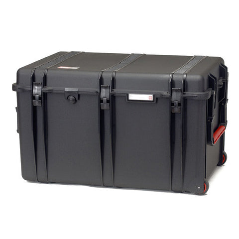 HPRC 2800W Wheeled Hard Case with Cordura DuPont Bag with Dividers