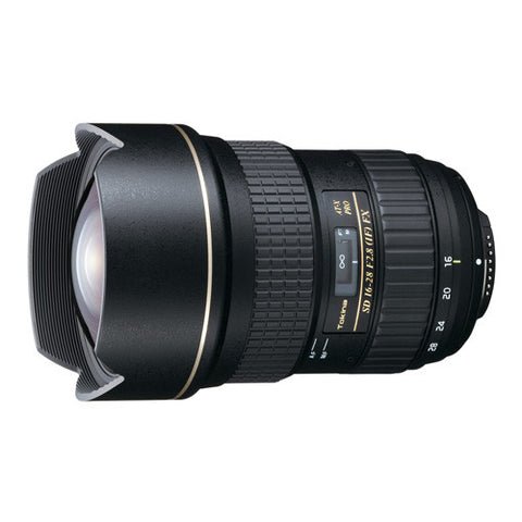 Tokina AF 16-28mm f/2.8 AT-X 16-28 F2.8 PRO FX Lens